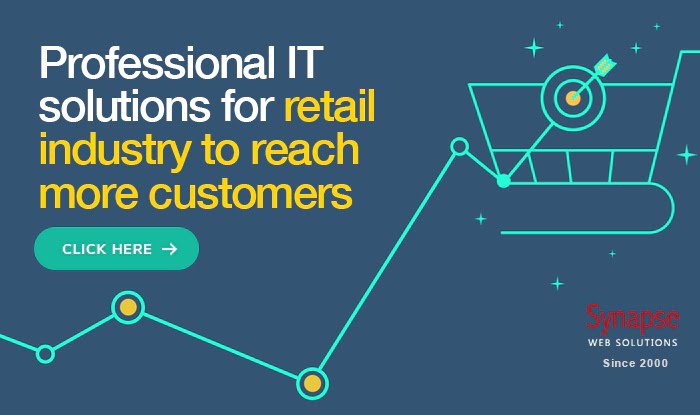 Professional IT solutions for retail industry to reach more customers