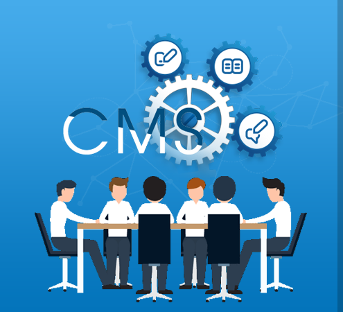 Our CMS Development Services Include